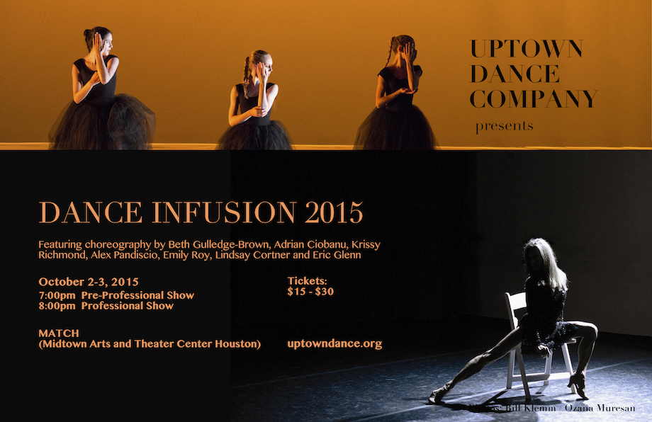 Uptown Dance Company Presents Dance Infusion 2015